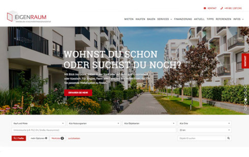 Webdesign // Programmierung // WordPress